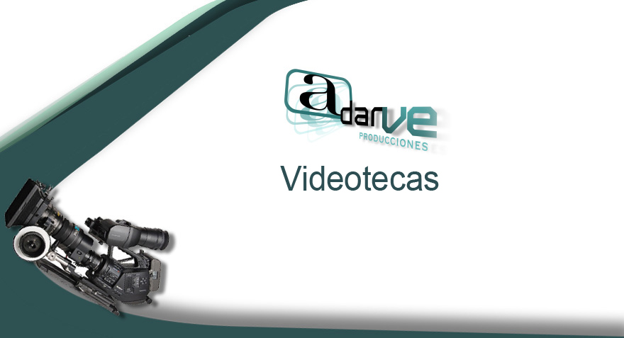 Video library audio files audio video images to create mount organize manage information to make program documentation video libraries in Valencia, Valencian Community  Spain Valencia Region of Spain