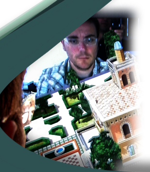 Augmented Reality as visual seeker and interpreter of the heritage.